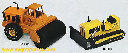 1973 Mighty Roller, Dozer