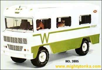 1973 Mighty Winnebago