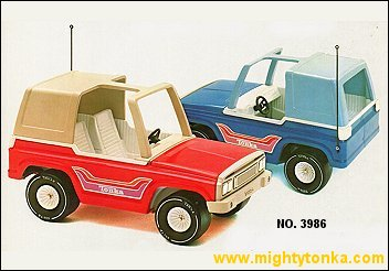1977 Mighty Adventure Buggy