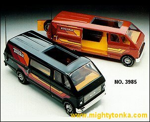 1980 Mighty Custom Van