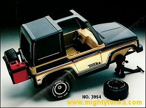 1980 Mighty Off-Road Adventure Buggy