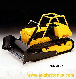 1980 Mighty Bulldozer