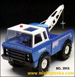 1980 Mighty Wrecker