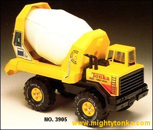 1985 Mighty Mixer