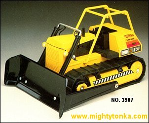 1985 Mighty Dozer
