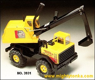 1985 Mighty Backhoe