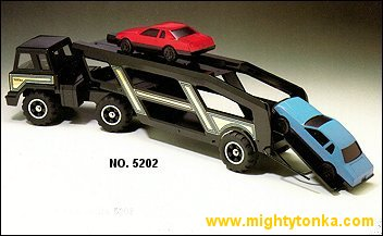 1986 Mighty Car Carrier