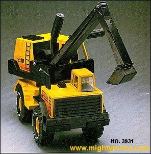 1990 Mighty Tonka | Mighty Tonka | Mighty Tonka Trucks