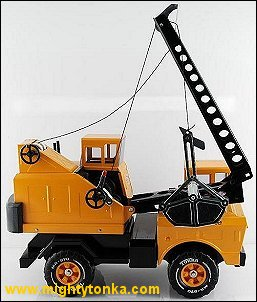 1972 Mighty Crane for Penneys